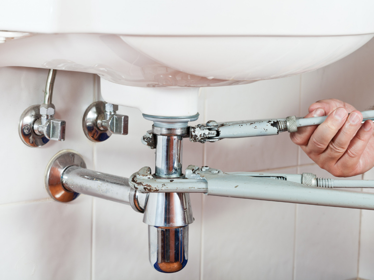 Discover what kinds of plumbing problems we can deal with